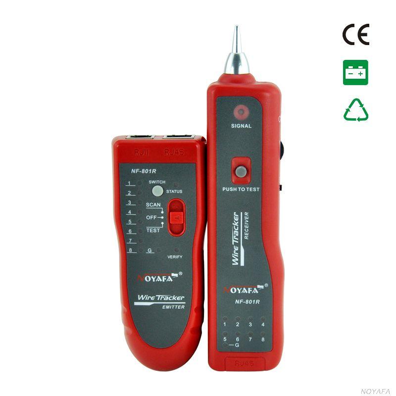 Máy dò dây ,Test dây mạng NF801R