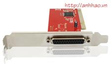 Card chuyển đổi PCI to LPT Unitek Y-7505 ( PCI to LPT Unitek Y-7505 card)