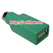 Đầu chuyển đổi PS/2 sang USB cho bàn phím, chuột